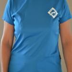 T-shirt technique femme, 18€