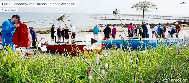 Vidéo Rando Cotentin 2016